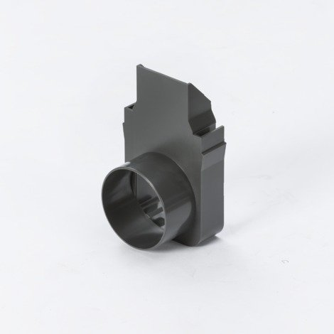 ACO Drainage Threshold Drain Outlet End Cap 50mm