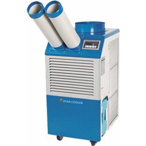 Acondicionador de aire industrial 2.600 W waterproof STAR COOLER MWSC21000