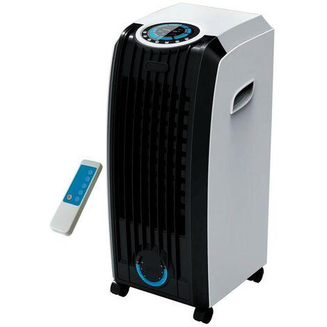 Acondicionador evaporativo y calefactor 2000W ECO