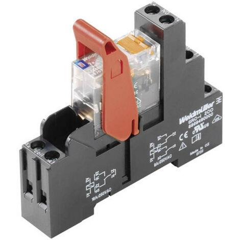 Acoplador del Relé de Weidmuller RCIKIT 24VDC 2 contactos 8881610000