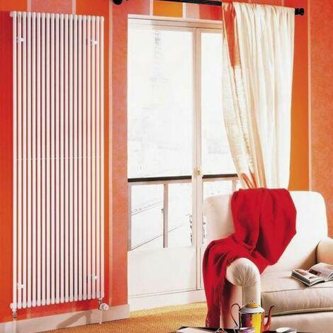 ACOVA Kéva - vertical simple - Radiateur blanc en acier - HK
