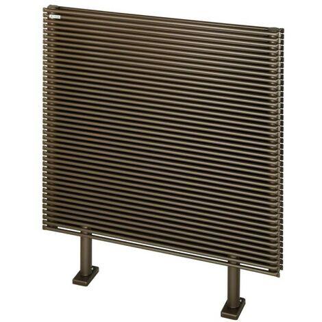 ACOVA - Radiateur à eau chaude en acier - Striane horizontal double - VTD