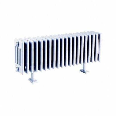 ACOVA - Vuelta plinthe - Radiateur blanc à eau chaude en acier - MCP