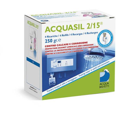 """main image of """"Acqua Brevetti MiniDue PC100 Liquid Water Conditioner Refill Pouch - 250Gram x 4"""""""