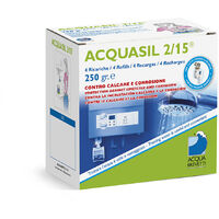 Acqua Brevetti MiniDue PC100 Liquid Water Conditioner Refill Pouch - 250Gram x 4