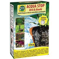 Acqua stop 250 gr perle a lento e prolungato rilascio d'acqua orto prato vaso siepi giardini