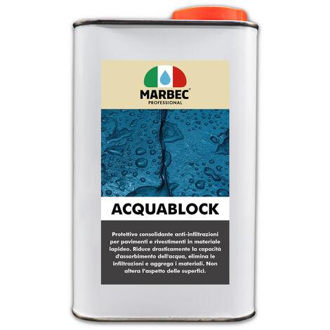 ACQUABLOCK | Protettivo anti-infiltrazione per pavimenti e rivestimenti