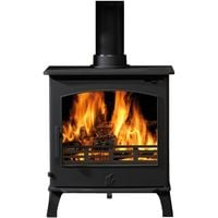 ACR Astwood DEFRA Approved Wood Burning - Multi Fuel Stove