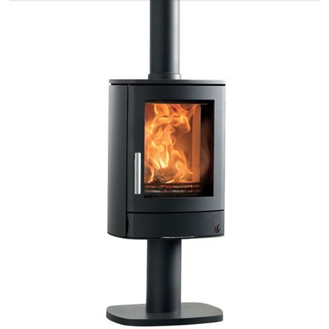 ACR NEO 1P DEFRA Approved Multifuel Stove