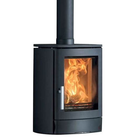 ACR NEO 1W DEFRA Approved Wall Mounted Multifuel Stove