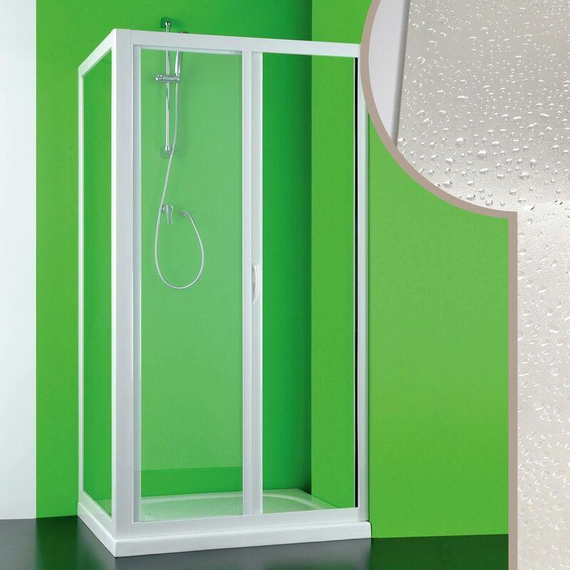 Acryl Duschkabine 70x70 CM Venere mit zentraler /Öffnung.