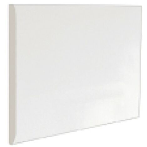 Acrylic 800mm Bath End Panel