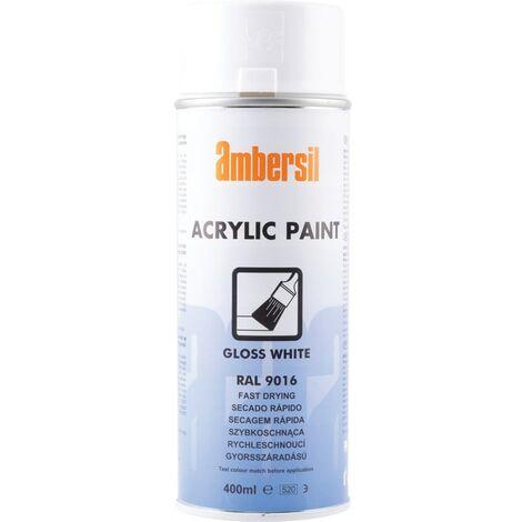Acrylic Aerosol Spray Paints - 400ml