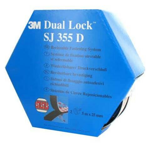 acrylic VHB tape 3M Dual Lock SJ355D