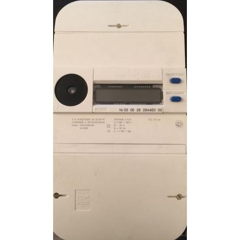 Actaris A15C4 Compteur électrique triphasé 230/400V 10-60A - 50Hz