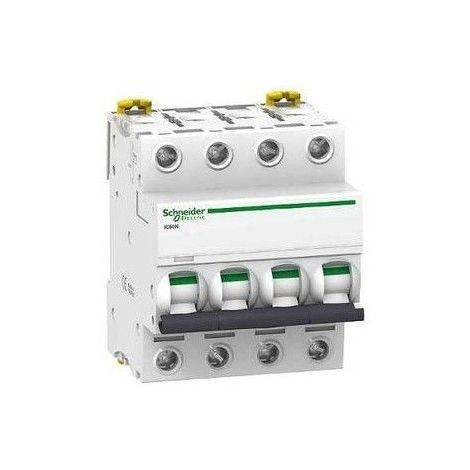 Acti9, iC60N disjoncteur 4P 32A courbe C Schneider Electric