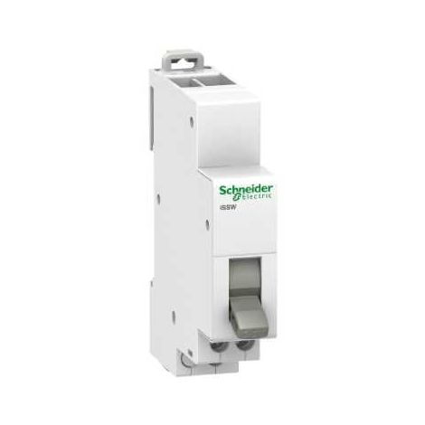 Acti9, issw commutateur 2 positions 1 contact inverseur of 20a 230v