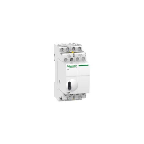 Acti9, iTL télérupteur 16A 4NO 24VCA 12VCC 50-60Hz - A9C30114