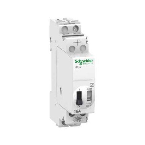 Acti9, iTLm télérupteur à commande par ordre maintenu 16A 1NO 230.240VCA 50-60Hz - A9C34811