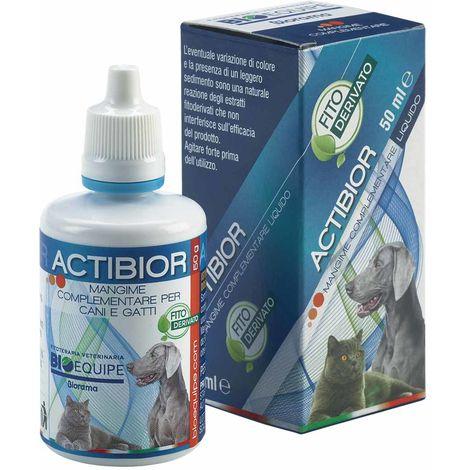 ACTIBIOR adjuvant pour l'incontinence urinaire du chien et du chat 50 ml