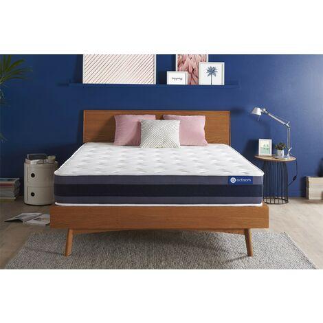 Actiflex morpho matratze 180x200cm, Taschenfederkern und Memory-Schaum, Härtegrad 2, Höhe :24 cm, 5 Komfortzonen