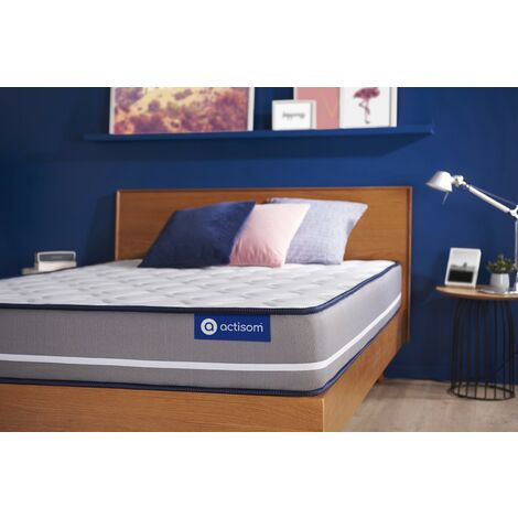 Actiflex pur matratze 90x200cm, Taschenfederkern, Härtegrad 4, Höhe :20 cm, 3 Komfortzonen