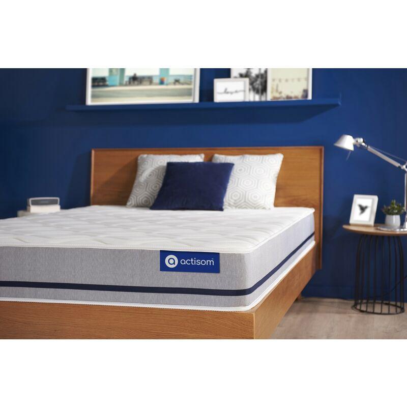 Actiflex soft matratze 70x190cm, Taschenfederkern, Härtegrad 3, Höhe :20 cm, 3 Komfortzonen