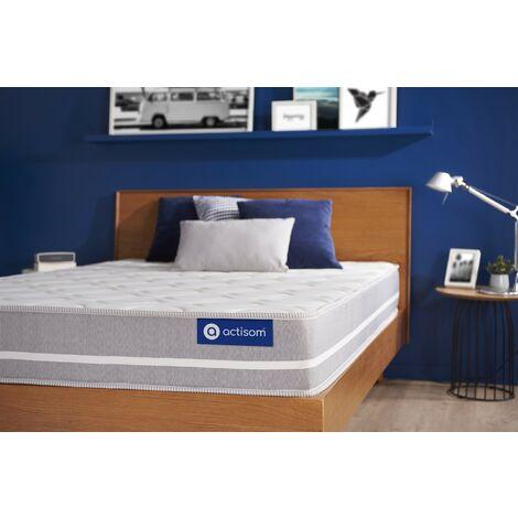 Actiflex touch matratze 90x200cm, Taschenfederkern, Härtegrad 2, Höhe :20 cm, 3 Komfortzonen