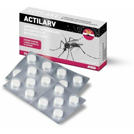 ACTILARV - 100 tabletas efervescentes insecticida y larvicidal