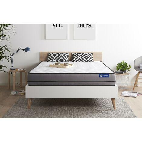 Actilatex night matratze 180x200cm, Latex und Memory-Schaum, Härtegrad 5, Höhe :20 cm, 3 Komfortzonen
