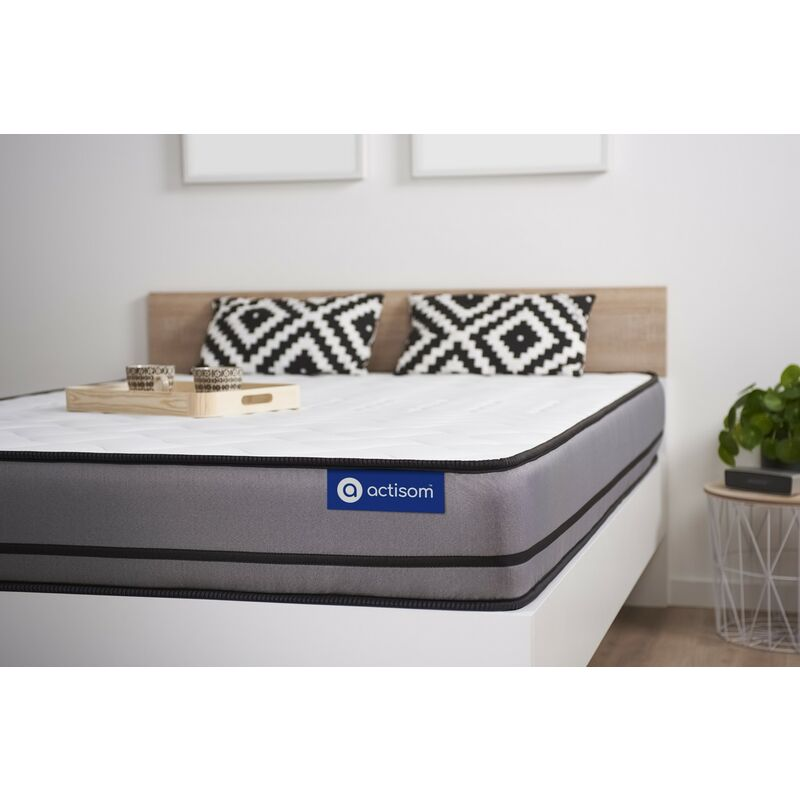 Actilatex night matratze 90x210cm, Latex und Memory-Schaum, Härtegrad 5, Höhe :20 cm, 3 Komfortzonen