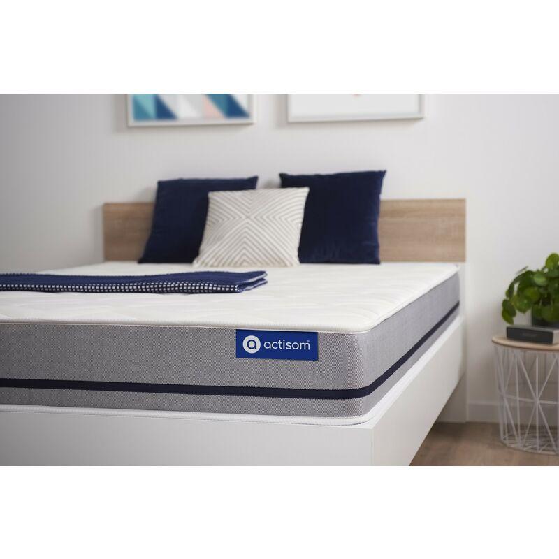 Actilatex soft matratze 80x190cm, Latex und Memory-Schaum, Härtegrad 3, Höhe :20 cm, 3 Komfortzonen