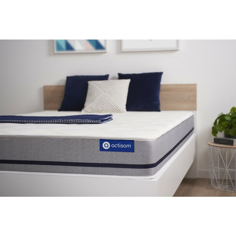 Actilatex soft matratze 90x180cm, Latex und Memory-Schaum, Härtegrad 3, Höhe :20 cm, 3 Komfortzonen