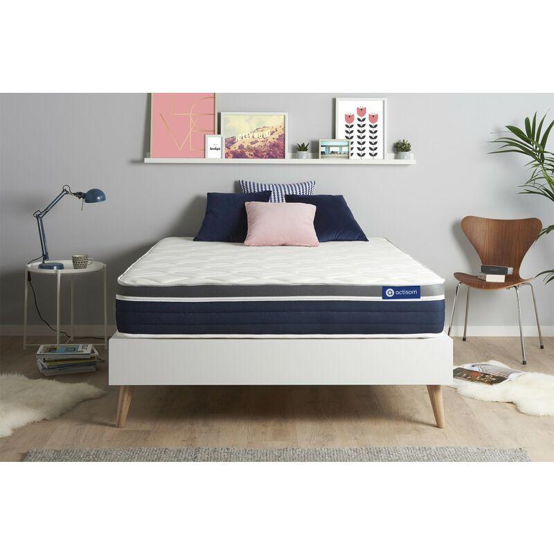 Actimemo confort matratze 180x190cm, Memory-Schaum, Härtegrad 3, Höhe :26 cm, 7 Komfortzonen