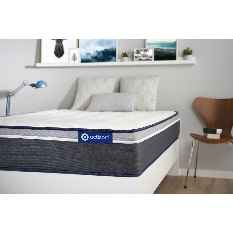 Actimemo plus matratze 90x220cm, Memory-Schaum, Härtegrad 5, Höhe :26 cm, 7 Komfortzonen