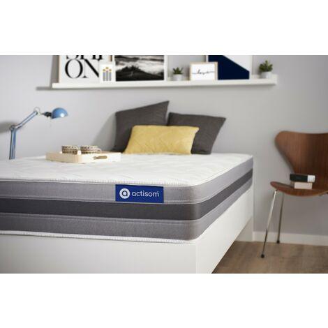 Actimemo relax matratze 90x200cm, Memory-Schaum, Härtegrad 3, Höhe : 24 cm, 5 Komfortzonen