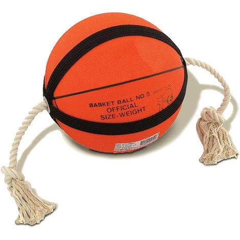 Action ball - Basket ball, jouet pour chiens Désignation : Action ball - Basket ball | Taille : 24 cm MORIN IMPORT 750338