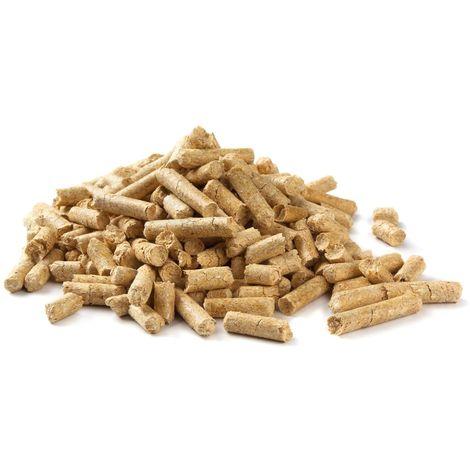 ACTIVA Grillpellets Pellets 30 KG Holzpellets, 100% Apfel zum Grillen Räuchern