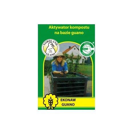 Activadora para abono orgánico en base de guano Ekonaw