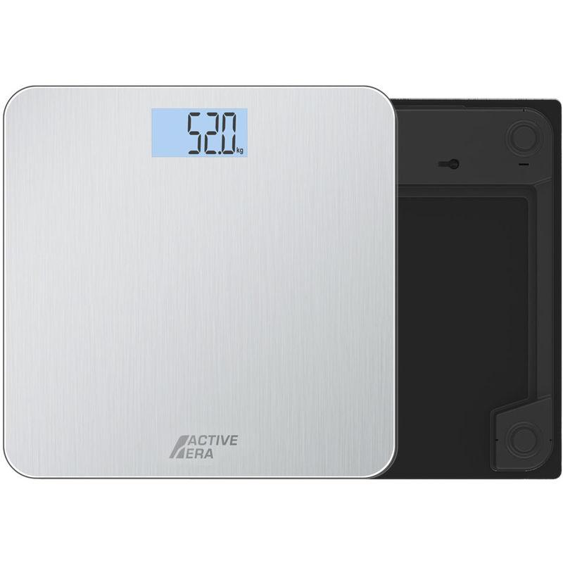 Active Era Bilancia Pesapersone Digitale Ultrasottile Con Sensori Di Precisione
