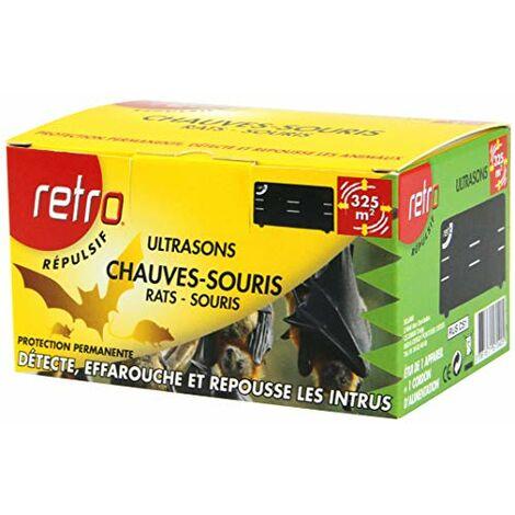 ACTO Retro ULTRASONS Chauves-Souris - Rats-Souris RUSCS1