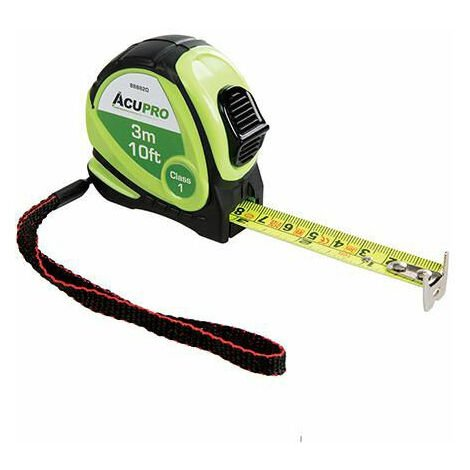 ACUPRO 750919 Tape Measure 8m / 26ft x 25mm