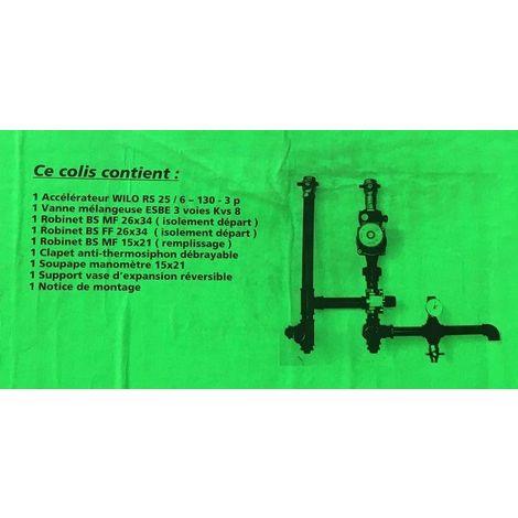 """main image of """"ACV Kit di collegamento idraulico 10800133 KRI"""""""