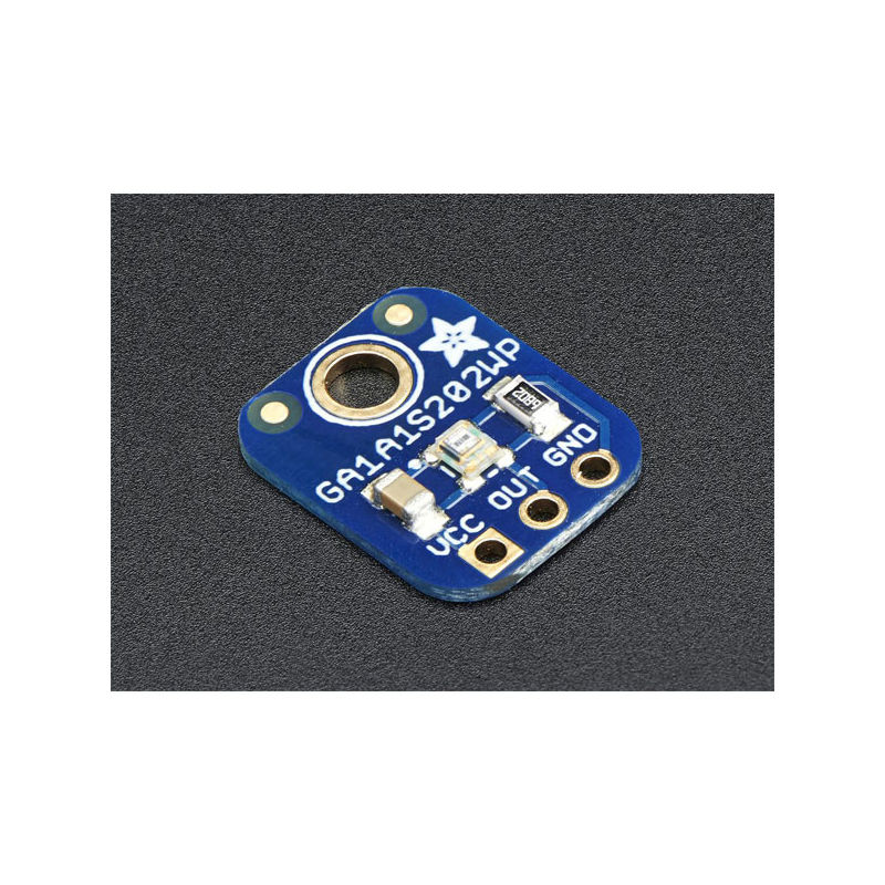 Adafruit GA1A12S202 Log-scale Analogue Light Sensor