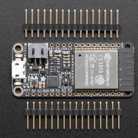 "main image of ""Adafruit HUZZAH32 ESP32 Feather Board"""