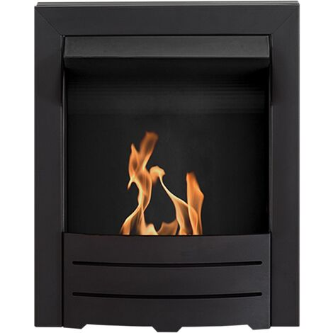 Adam Colorado Bio Ethanol Fire in Black