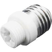 Adaptador casquillo E27 a G9 (F-Bright 4300108)