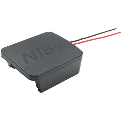 Adaptador convertidor de bateria de 18 V M18 Compatible con convertidor