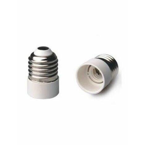 Adaptador de casquillo E27 a E14 GSC 2201335