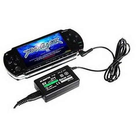 Adaptador De Corriente para PSP 1000 - 2000 - 3000